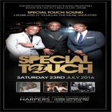 SPECIAL TOUCH 21ST ANNIVERSARY PROMOTIONAL CD1
