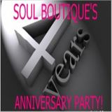 SOUL BOUTIQUE'S 4th YEAR ANNIVERSARY PARTY 2012