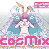 [cosmix再現+α]Anime-Song Hardcore Remix MIX(2016/08/21)