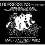 DJ MAURO ALONZI - LOOPSESSIONS CAP 31-2