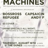 Mediated By Machines, Live @ The Dunes 8-16-2012