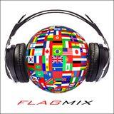 "FLAGMIX - "" Germany, France, India, Argentina, Spain, Australia, Japan, Arab Countries, etc """