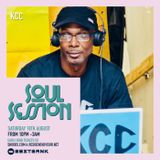 Soul Session - Pre Carnival Mix by DJ KCC  Saturday 18th August 2018