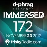 d-phrag - Immersed 172 (November 2012)