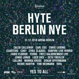 Dubfire - Live @ HYTE NYE 2016, Arena Berlin (Berlin, DE) - 31.12.2016