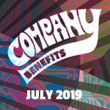 July 2019 Company Benefits