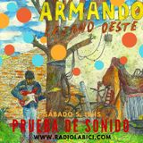 "Rodrigo Armando presenta ""Lejano Oeste"" en Prueba de Sonido"