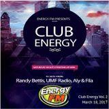 DJ Randy Bettis presents: Energy FM Mixshow, Episode 2