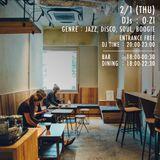 DJ Lounge 0201 DJ O-ZI
