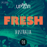 Fresh Vibes 09 / Australia @ Rádio UP AIR (29.1.2015)