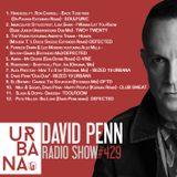 Urbana radio show by David Penn #429
