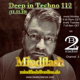 Deep in Techno 112 (11.11.19)