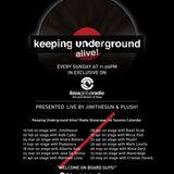 Mirco Violi @ Keeping Underground Alive! on Ibiza Global Radio, 15.4.2012