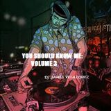 You Should Know Me: Volume 3 (Latin Freestyle Mix)