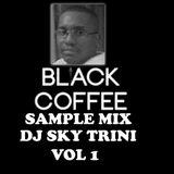 BLACK COFFEE  SAMPLE MIX BY DJ SKY TRINI  22-04-17 122-123 BPM