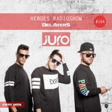 Heroes Radioshow #154 (Juro Guest Mix)
