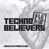 Electrique Techno Believers #2 - 12.10.2018 - Mark Dee