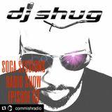 Soca Sessions Radio Show #63 on Commish Radio 3/20/19