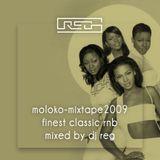 DJ REG - Moloko Classics RnB Mixtape 2009