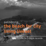 Palindrone - Liveset - TheBeachForCityLiving - 030604