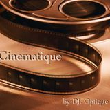Cinematique mix by DJ. Optique