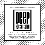 Deep House Brunch Presents: DJ Scooter (WRPI)