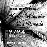 STROM:KRAFT - Radio pres the FEARLESS #37 By Hiroshi Watanabe&Luna S