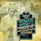 TEK-9 MOVEMENTS PRESENTS ROMAIN VIRGO TRIBUTE TO FOUNDATION