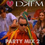 DKFM Shoegaze Party Mix 2