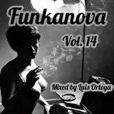 Funkanova Vol. 14   Mix By Luis Ortega D.J.