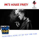 WiLD 104 MK's House Party 8/5 PT2
