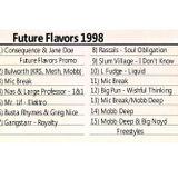 Future Flavas w/Marley Marl & Pete Rock (w/Prodigy & Big Noyd)