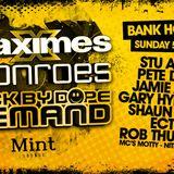 Shaun Lever - Maximes Vs Moroes Vs Back By Dope Demand Promo Mix Bank Holiday Sunday 5th May.