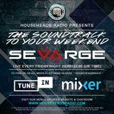 Sevarge - HouseHeadsRadio - 30.08.2019