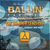 BALLIN' PARTIES 2015 SUMMER SEND OF MIX