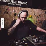 2017.01.28 Emanuele Bruno at Clique Club (Brescia - IT)