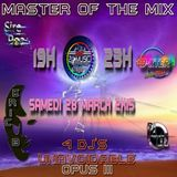 [Master Of The Mix OPUS III] Sire Poa, Deejay Lionel L, Deejay D.X-Ter & Eric B