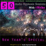 #50-Audio Hypnosis Sessions With t'Nyiko - New Year's Special (2018)