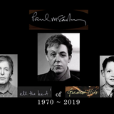 Paul McCartney Best of Greatest Hits - 1970~2019~