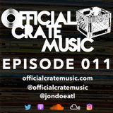Episode 011 - Official Crate Music Radio - October 03, 2017