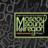 Moscow Sound Region podcast #98. Beautifully sounded techno.