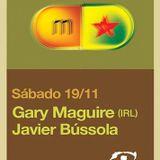 Gary Maguire @ Magic 19.11.11