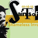 Alex Zorin opening set at Shameless Invasion party
