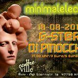 G-St@r  minimalelectro Party3 @ Centre-Ville