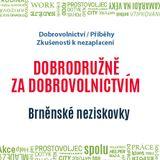 """Dvě mimo dav - 12.10. Hosté organizátoři akce """"Dobrodružně za dobrovolnictvím"""""""