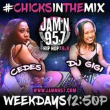 CHICKS IN THE MIX 06.24.16