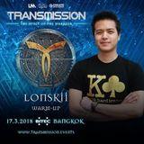 LonSkii - Transmission – The Spirit Of The Warrior,17.03.2018, Bangkok, Thailand