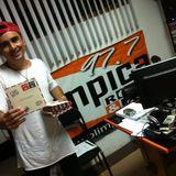 David Cañizares en Radio Olimpica