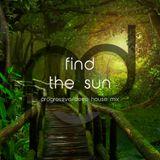 pd canvas - find the sun - progressive/deep house mix