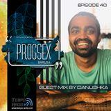 PROGSEX #40 - Guest mix by DANUSHKA on Tempo Radio Mexico [19.01.2019]